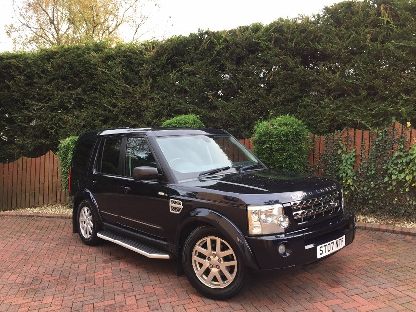 View LAND ROVER DISCOVERY 3 TDV6 XS
