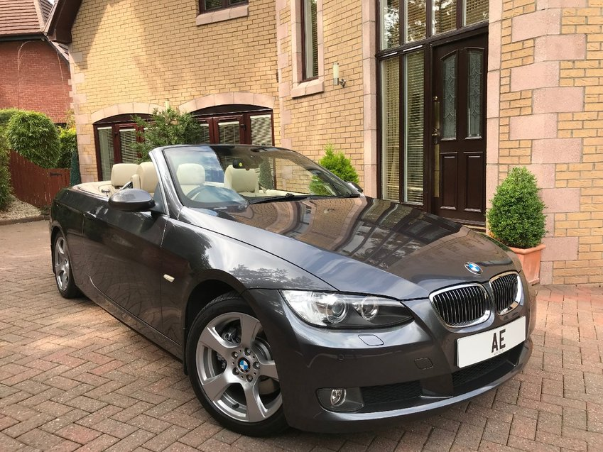 View BMW 3 SERIES 325i 325 SE CONVERTIBLE