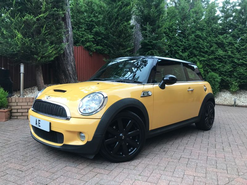 MINI HATCH COOPER S COOPER S CAMDEN