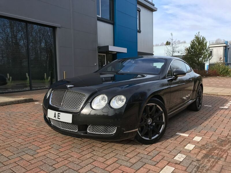 BENTLEY CONTINENTAL MULLINER GT