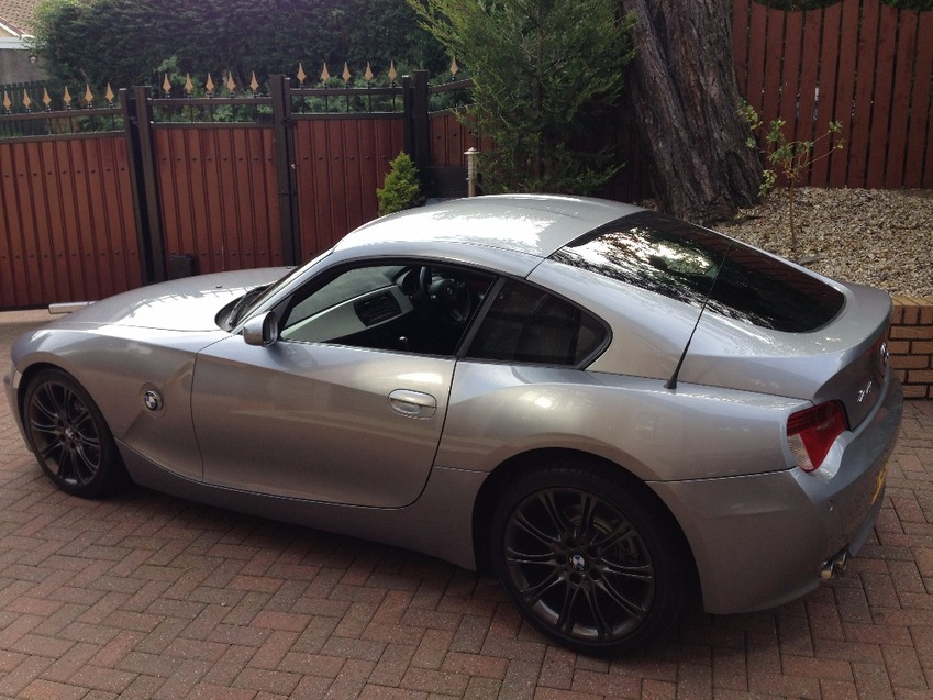 View BMW Z4 3.0 SI SPORT COUPE